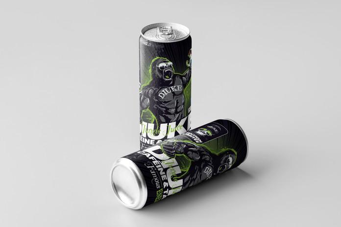 Diuke energy drink