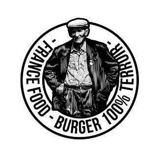 logo France Food Burger