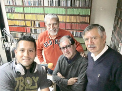 """JORGE """"COCO"""" VALAREZO Y LOS PLAYERS"""