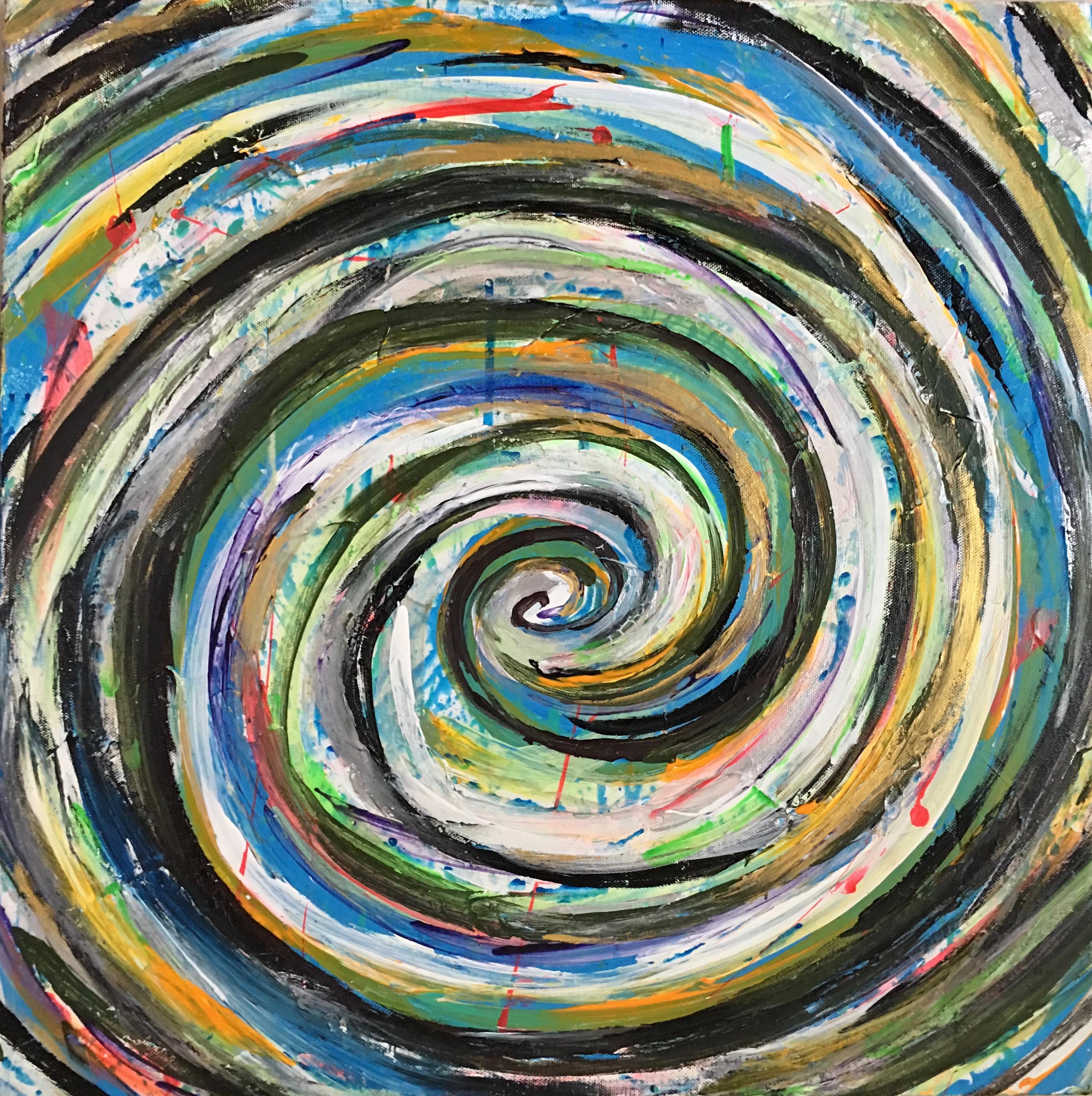 """""""Quantum Whirlpool"""""""