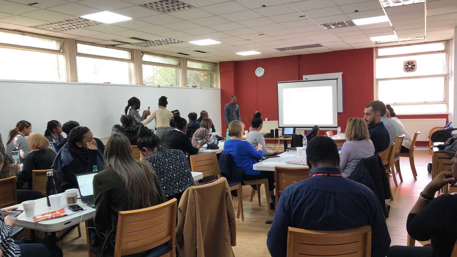 County Lines Training for professionals, HEY Network, Tottenham