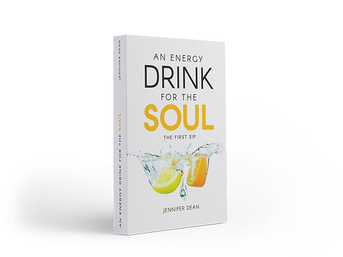 "An Energy Drink for the Soul ""The First Sip"""