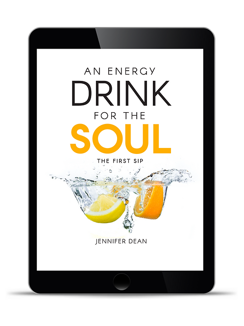 E-Book: An Energy Drink for the Soul - The First Sip