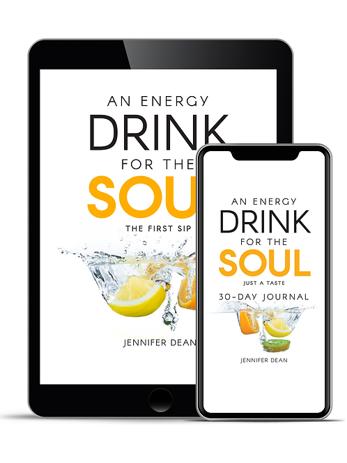 E-Book Bundle Package: An Energy Drink for the Soul
