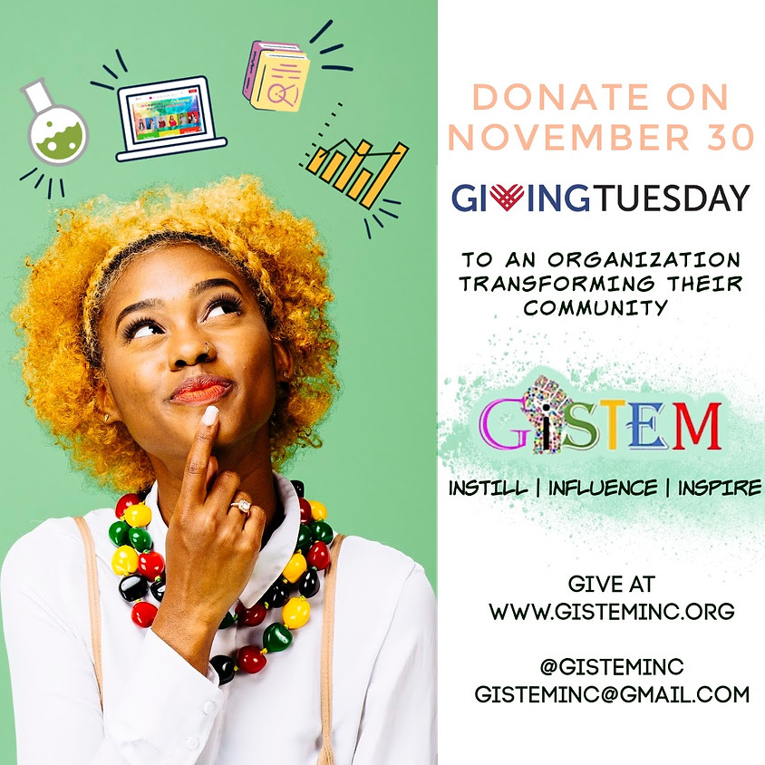 It's Giving Tuesday!!!