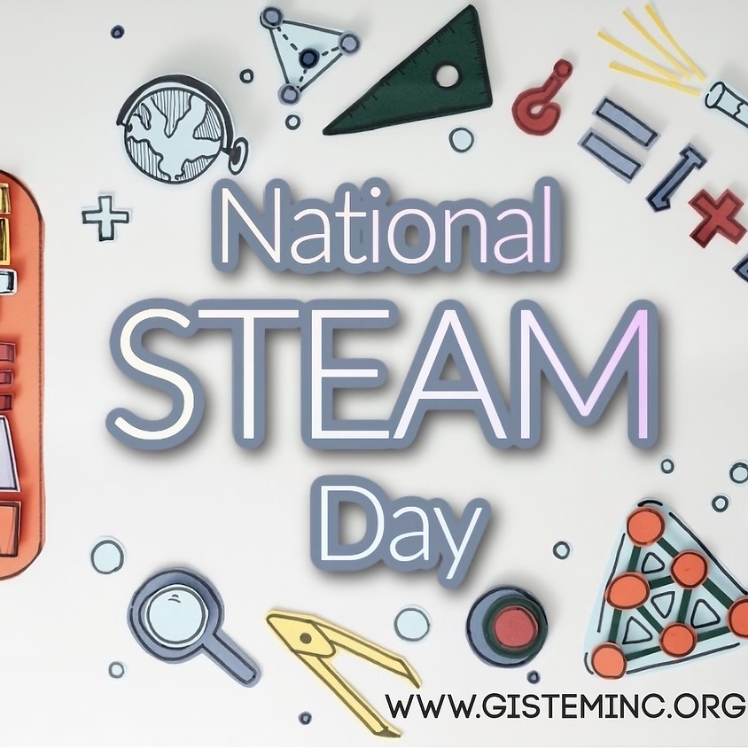 GiSTEMChats 21.5: National STEAM Day- Education vs Reality