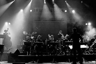 Jazzique system direction musicale Stéphane Colin concert à Romorantin