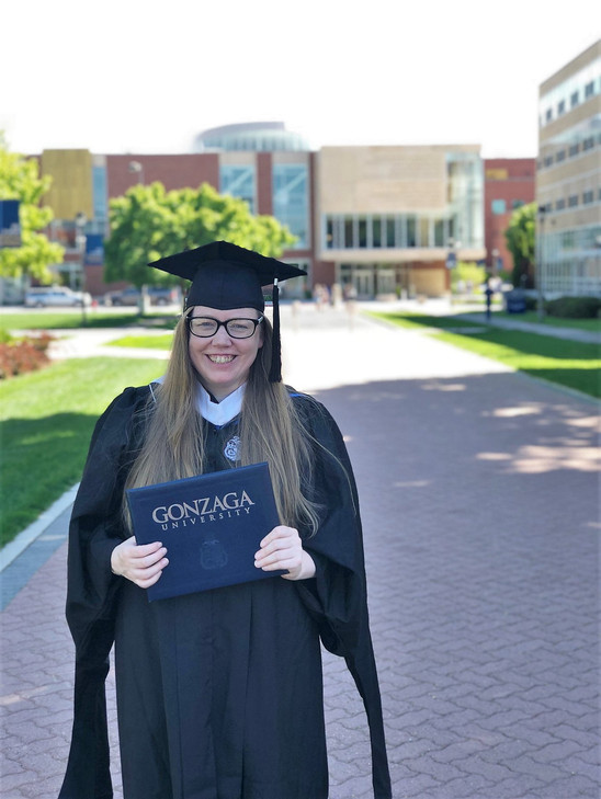 I'm so proud that I earned a Masters degree in Teaching English as a Foreign Language