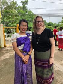 I've met some great English teachers around the world