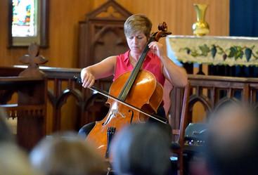 Recital at Murray Bay Protestant Church PQ, Quebec