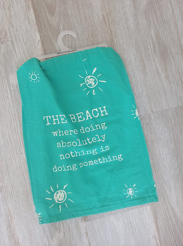Dish Towel - The Beach