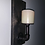 Thumbnail: Pipe Wall Sconce on Wood