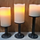 """Thumbnail: Pipe Candle Holder - 2"""" and up"""