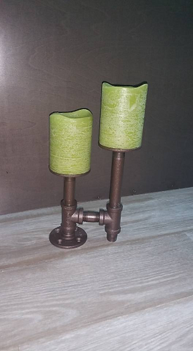 Dual Candle Holder