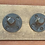 Thumbnail: Four Straight Hooks on Wood