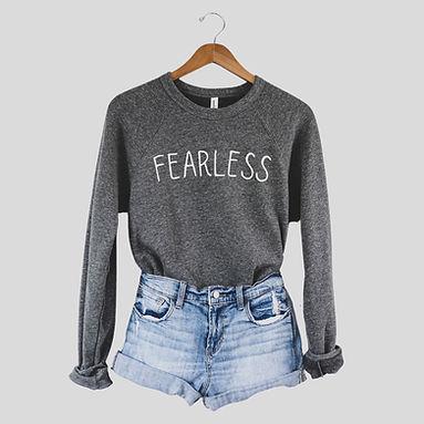 Fearless - Comfy Sweatshirt