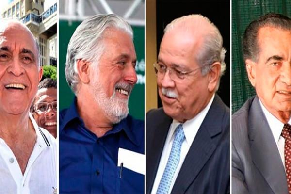 Decisão judicial determina suspensão de pensão vitalícia de ex-governadores