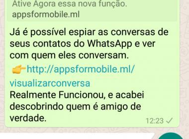 Vírus repassado por WhatsApp pode ter infectado mais de 100 mil  celulares de usuários do aplicativo
