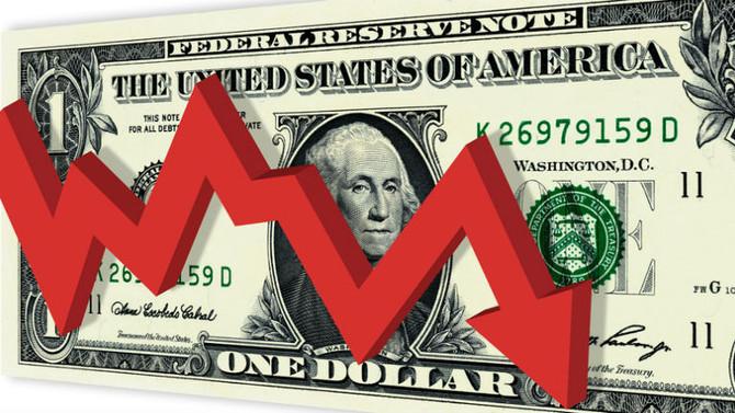 Dólar tem 4ª queda seguida e vai a R$3,18, menor cotação em dois meses