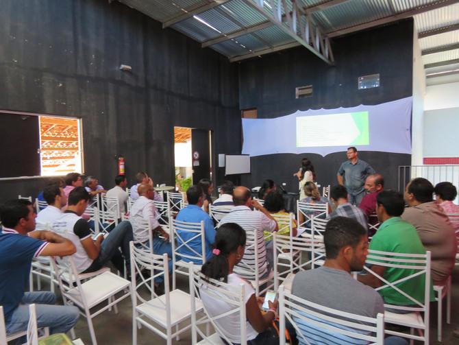 CODETER Inicia Processo de Requalificação do PTDSS em Macaúbas