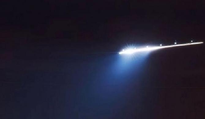 Ufólogos detectam 'OVNI gigante' no céu da França, China e Austrália; veja vídeo