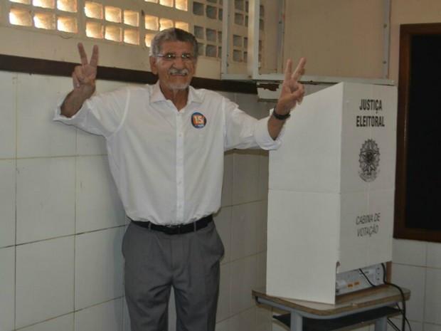 Herzem Gusmão, do PMDB, é eleito prefeito de Vitória da Conquista