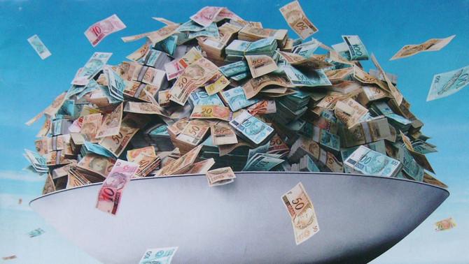 Propinas da Odebrecht movimentou R$ 10,6 bilhões, de 2006 a 2014