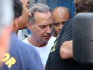 O empresário Adir Assad já estava preso e teve  um novo mandado expedido (Foto: Fábio Motta/Estadão Conteúdo)