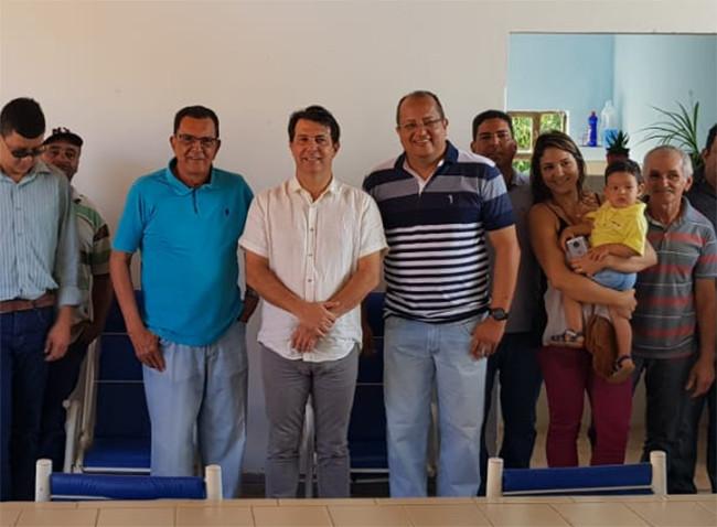 Eleições 2018: Deputado Arthur Maia visita Macaúbas