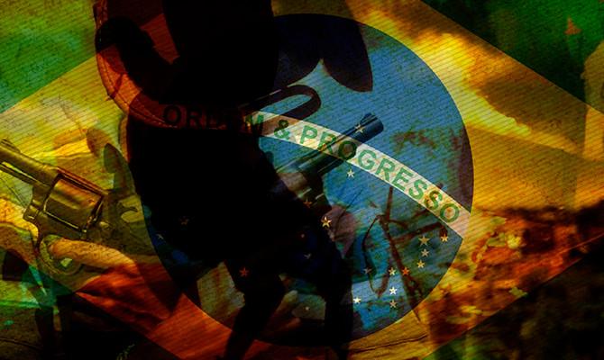 Brasil teve 5 estupros por hora e um roubo a carro por minuto em 2015