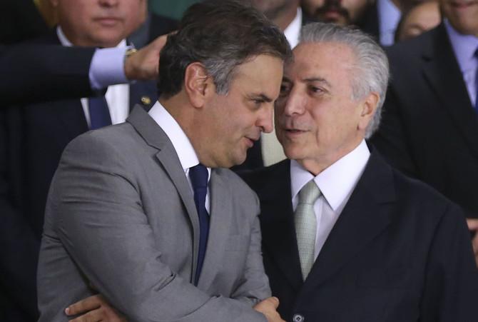 STF julga nesta terça pedido de prisão de Aécio Neves