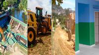 75 dias de gestão, confira obras e ações das prefeituras da região