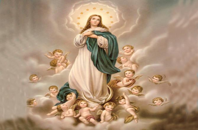 Você conhece a história de Imaculada Conceição?