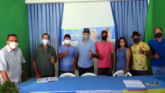 Partidos Realizam Convenções em Macaúbas