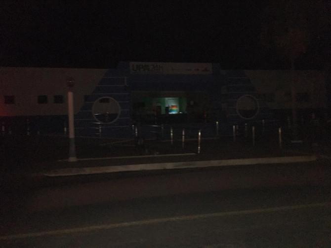 UPA de Macaúbas Fica No Escuro Durante Apagão