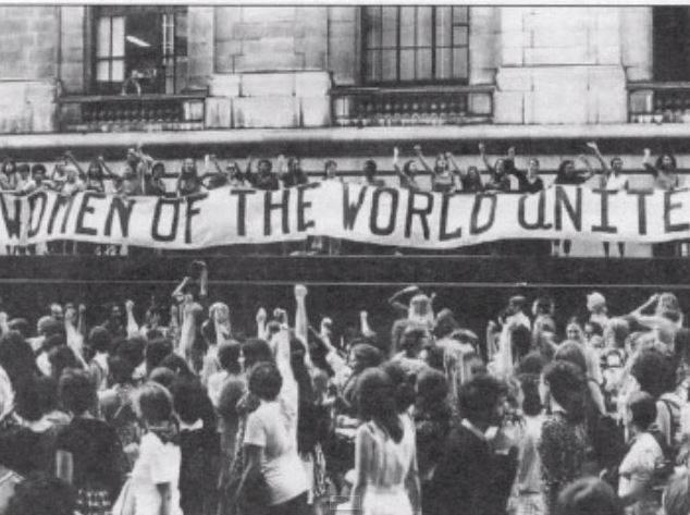 08 de março - Dia Internacional da Mulher - A História