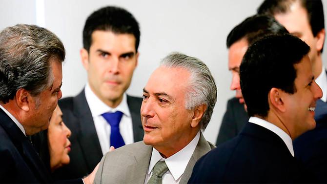 Base de Temer vai comandar 81% do eleitorado do País