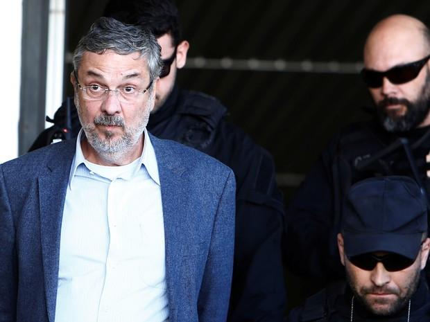 Palocci é indiciado pela Polícia Federal por corrupção passiva