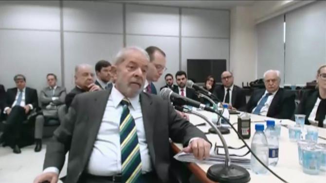 MPF pede prisão de Lula e pagamento de multa de R$ 87 milhões