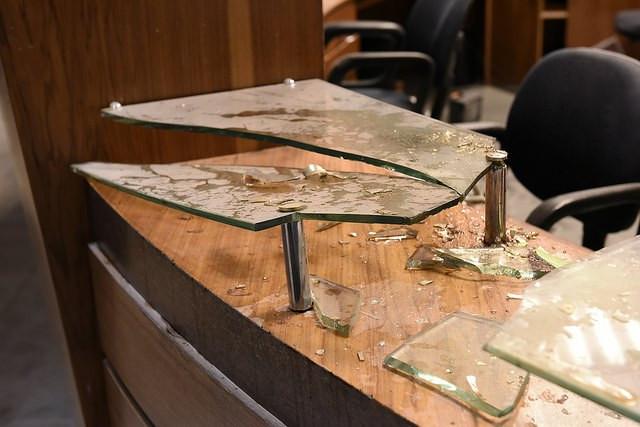Ataque ao prédio do MEC custará R$ 172 mil aos cofres públicos