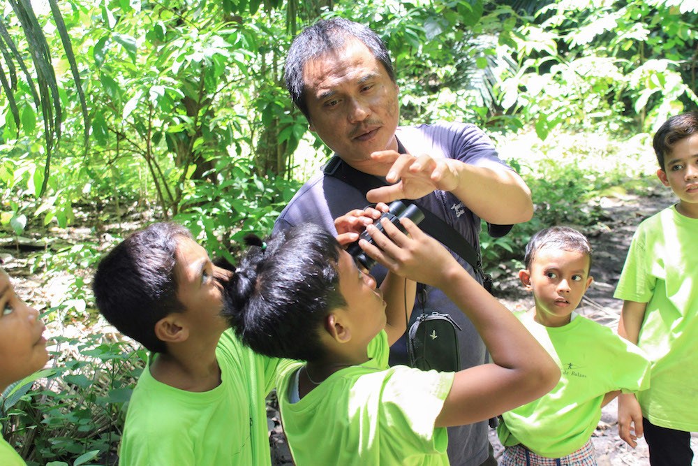 Lembeh Foundation education