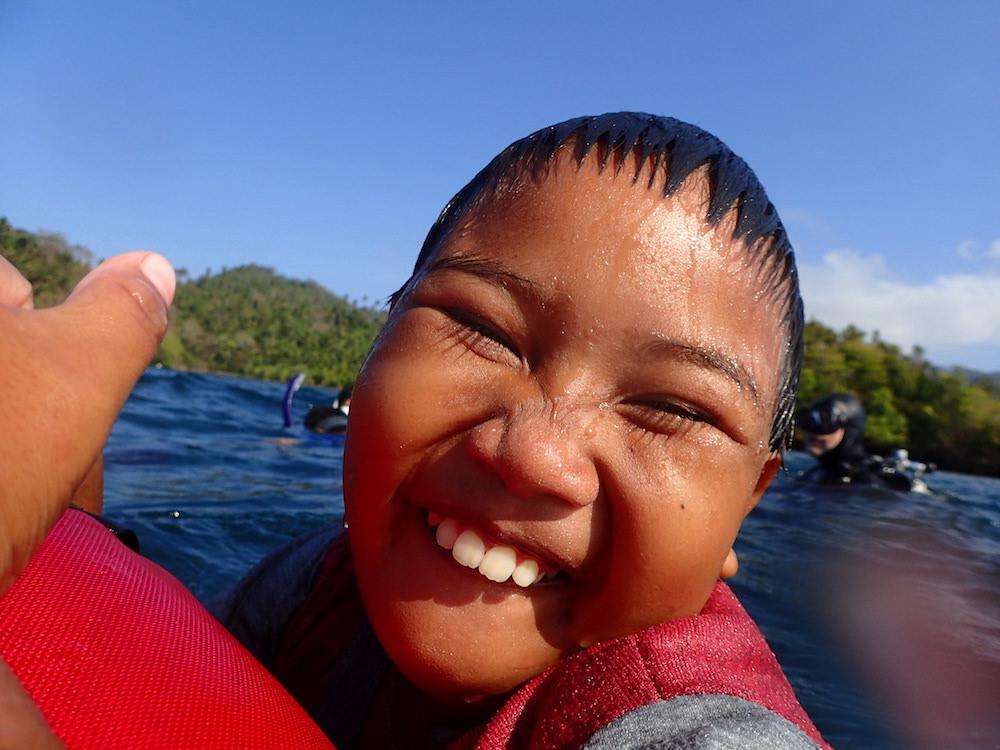 Snorkeling Lembeh