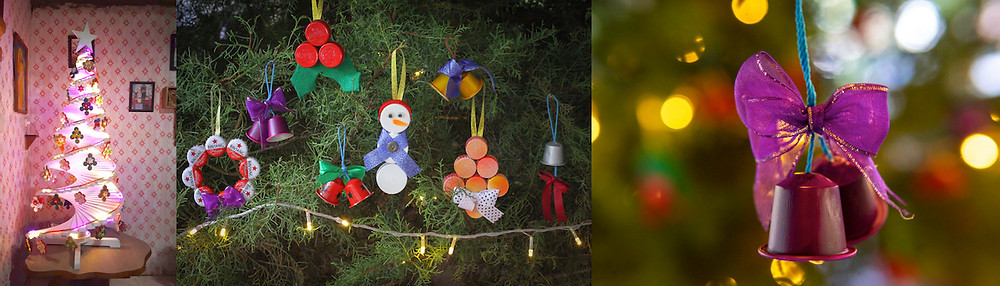 Sustainable Christmas decorations