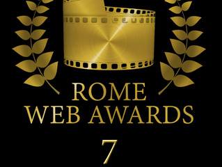 7 Merit Awards for CODED in Rome!