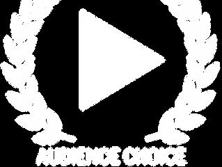 'Audience Choice Award' WINNER