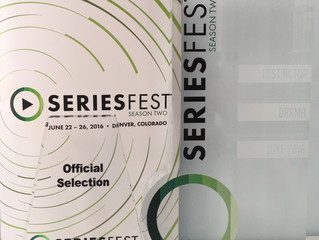A Win at SeriesFest