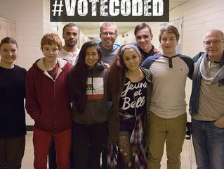 Cast your vote for CODED | the series!