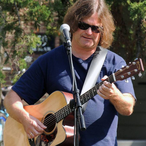 Me, performing at Carmel International Arts Fest.