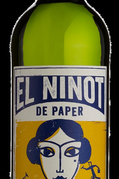 El Ninot de Paper Blanco