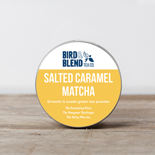 Salted Caramel Matcha, 5g and 30g